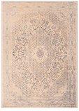 Tabriz vloerkleed  Geel - Grijs_