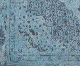 Vloerkleden Tabriz L. Blauw_