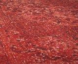 Tabriz karpetten  Rood_