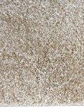 Effen vloerkleed Soraja kleur beige 062_