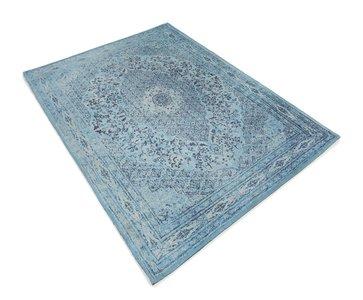 vloerkleed Tabriz licht blauw