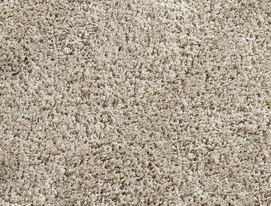 Hoogpolig vloerkleed beige Atlanta 660