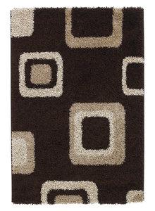 bruine karpetten