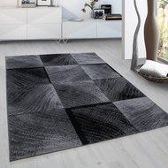 Modern-vloerkleed-Galant-8003-kleur-Zwart