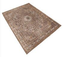vloerkleed Tabriz licht bruin