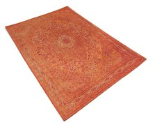 vloerkleed Tabriz orange