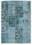 Patchwork-vloerkleden-New-York-486-Turquoise