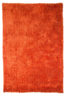 oranje vloerkleed
