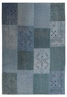 Patchwork-vloerkleed-Lira-Multicolor-blauw