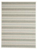 Modern gestreept vloerkleed of karpet