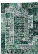 Vloerkleed-Patch-Plus-kleur-groen